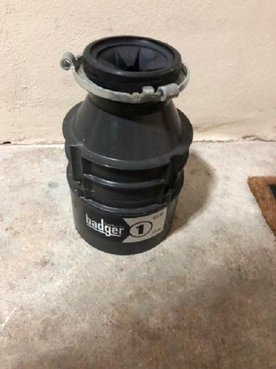 Insinkerator Badger 500 1 2 Hp Continuous Feed Quiet Heavy Duty Garbage Disposal