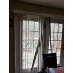 Mainstays Room Darkening Vertical Blinds With Embossed