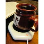 Candle Hearth Electric Flameless Soot Free Candle Warmer