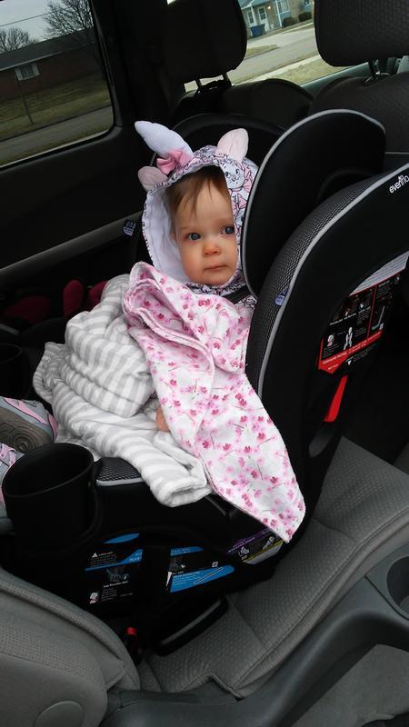 Peace Signs Child Seat Belt Strap Covers Car Highchair Pram Stroller Flowers