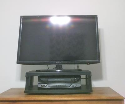 Printer Stand Entertainment Center Aleratec Heavy Duty LCD//LED TV