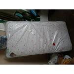Kolcraft Pediatric 800 Crib And Toddler Mattress Extra Firm Waterproof Non Toxic Pink
