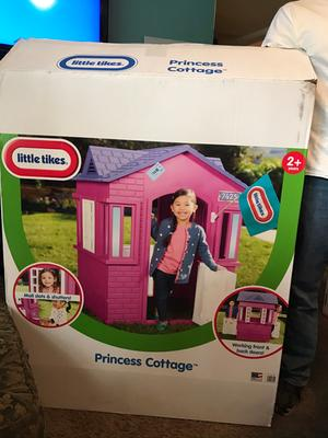 Little Tikes Barbie Cottage Playhouse Off 57 Www Usushimd Com