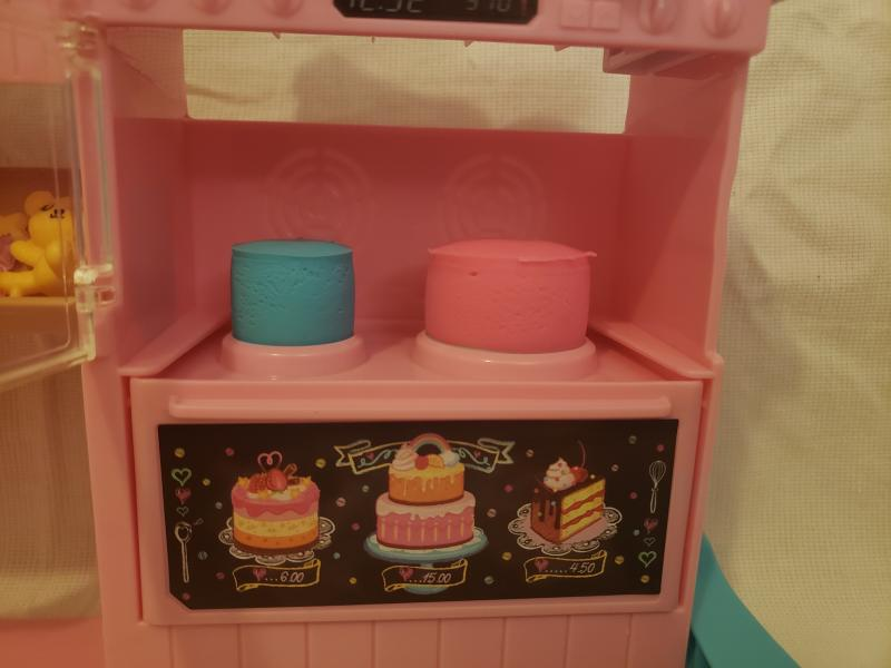 Barbie Cake Decorating Playset With Blonde Baker Doll Walmart Com Walmart Com