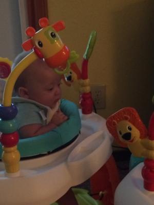 eb6347ce9 Bright Starts Bounce Bounce Baby Activity Center - Walmart.com