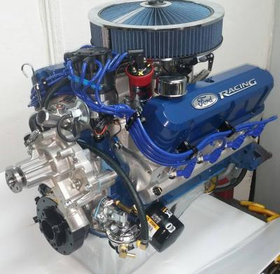 GEN 3 5 0L COYOTE 460HP MUSTANG CRATE ENGINE