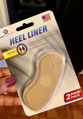 SOFCOMFORT Foam Heel Liner One Size