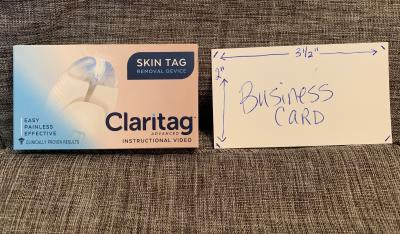 Claritag Skin Tag Removal Device Cryogenic Skintag Remover Freeze