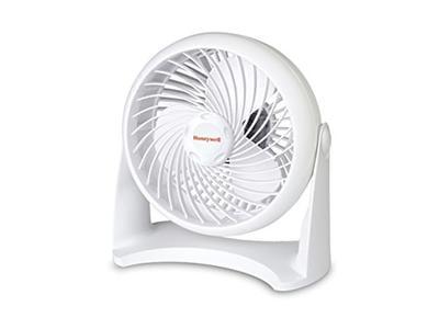 Honeywell Turbo Force 3 Speed Table Air Circulator Portable Quiet Fan Black