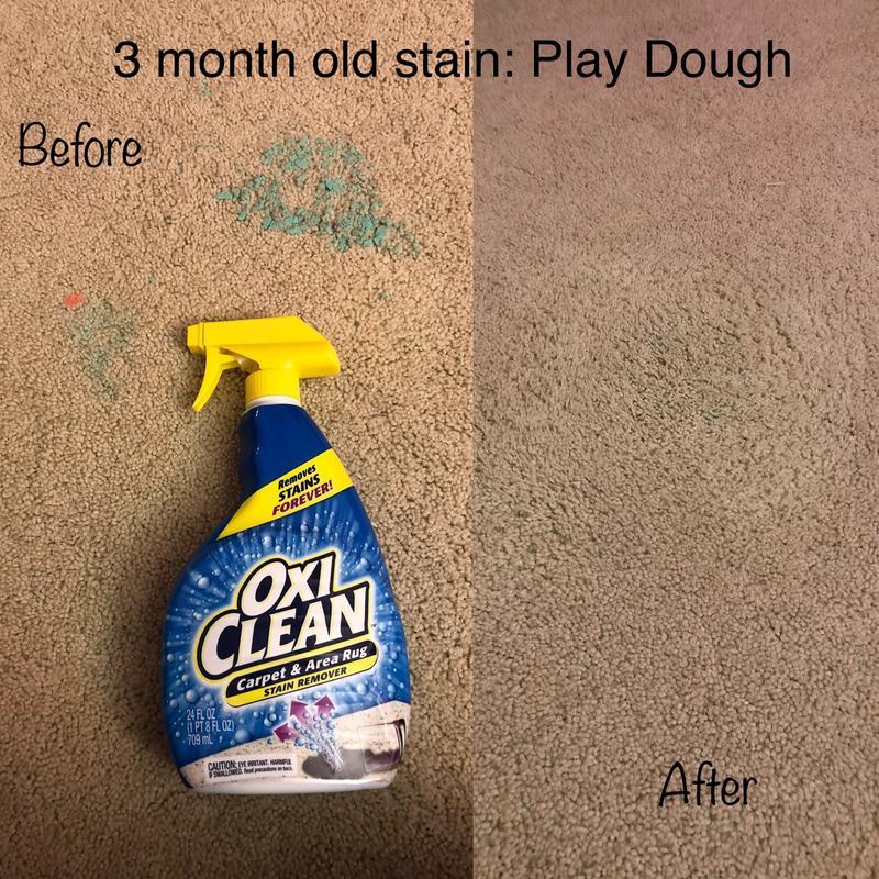 Oxiclean Carpet Area Rug Stain Remover Spray 24 Oz
