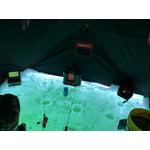 Eskimo Fatfish 949i Insulated 3-4 Person Portable Pop Up Ice Fishing Shelter