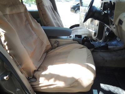 Who Rae Australia Dickies XL Truck Titanium Seat Cover Pairs Tan