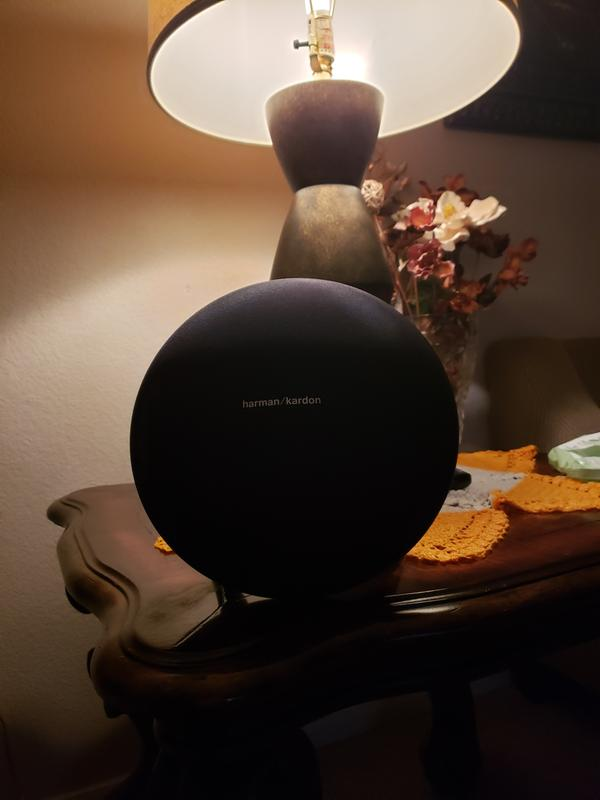 Harman Kardon Onyx Studio 4 Wireless Bluetooth Speaker Black