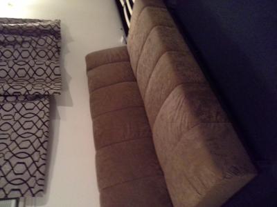 Sauder Woodworking Studio Rta Deshler Convertible Sofa Walmart Com