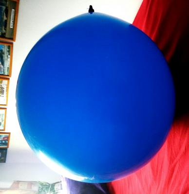 Latex Round Giant Balloons 36 In Assorted 6ct Walmartcom
