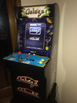 Galaga Arcade Machine, Arcade1UP, 4ft (Walmart Exclusive)