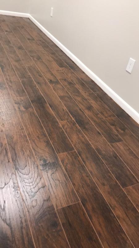Customer Reviews Laminate Flooring, Select Surfaces Woodland Hickory Laminate Flooring