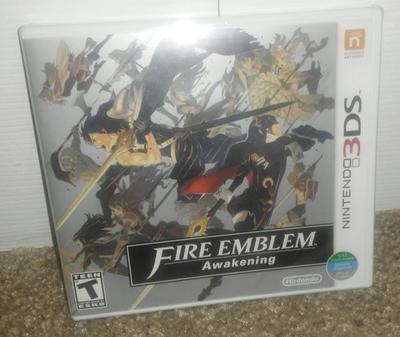 Fire Emblem Awakening, Nintendo, Nintendo 3DS, 045496742355