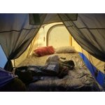Ozark Trail 14 Person 4 Room Base Camp Tent With 4
