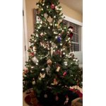 Holiday Time Pre Lit 7 5 Kennedy Fir Artificial Christmas