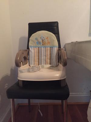 Stupendous Summer Infant Deluxe Comfort Folding Booster Seat Tan Creativecarmelina Interior Chair Design Creativecarmelinacom