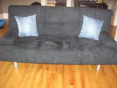 Convertible Futon Sofa Bed And Lounger