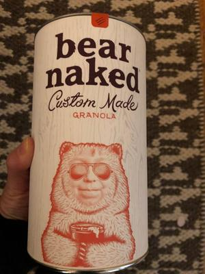 Customize Your Granola! Bear Naked Granola, Custom Made