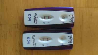First Signal One-Step Pregnancy Test - Walmart com