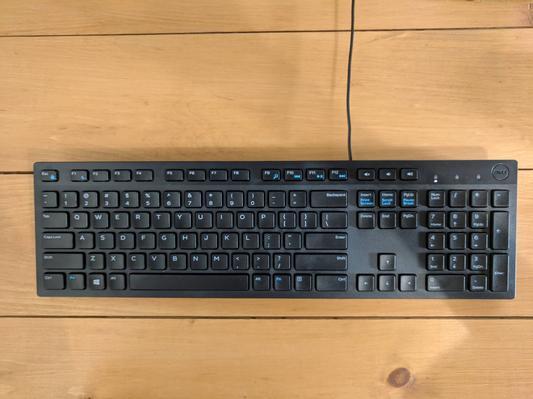 1e0baf4d81a Dell KB216 - keyboard - 580-ADMT - Walmart.com