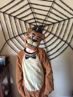 Five Nights at Freddys: Freddy Child Costume
