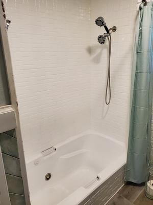 White Rust Oleum Specialty Tub And Tile Spray 12 Oz Walmart Com Walmart Com