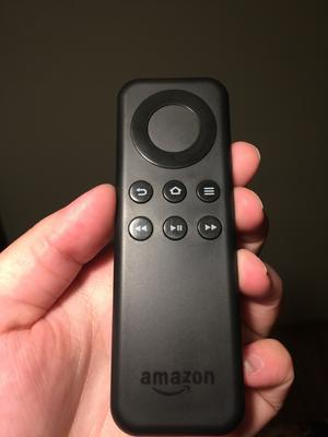 New CV98LM Replaced Remote Control Clicker Player for Amazon Fire TV Stick