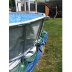 Bestway Power Steel 16 X 48 Quot Frame Swimming Pool Set With