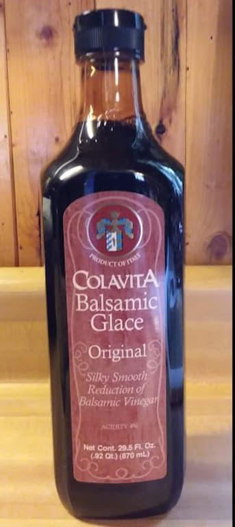 Colavita Original Balsamic Glace 29 5 Fluid Ounce Walmart Com Walmart Com