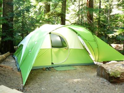 & Coleman Evanston 8-Person Porch Dome Tent - Walmart.com