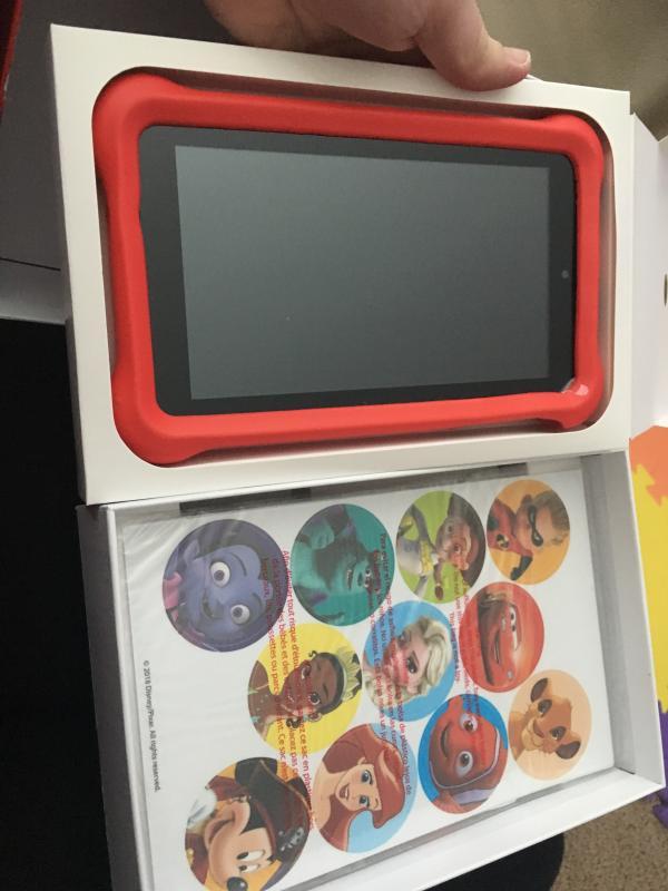 Blackweb 6 Device Universal Large Button Remote Control