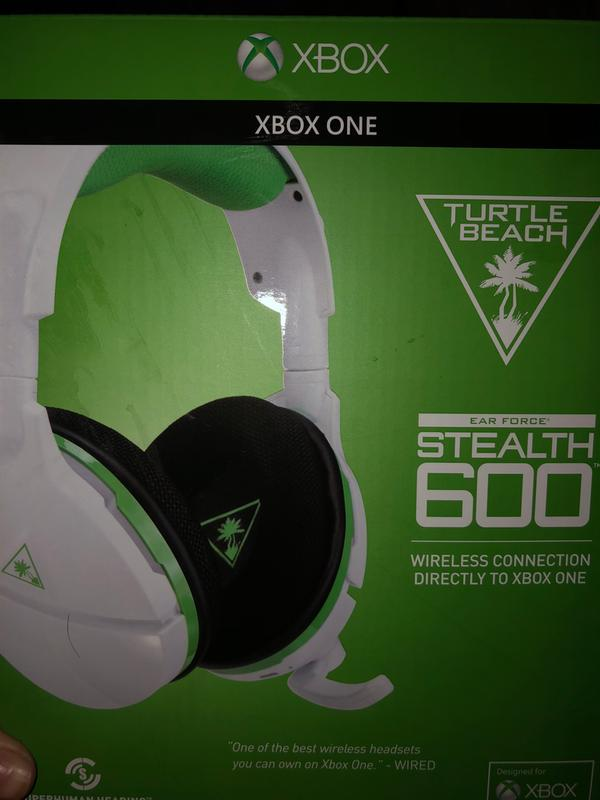 Turtle Beach Stealth 600 Wireless Gaming Headset for Xbox