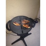 George Foreman 15 Serving Indoor Outdoor Electric Grill