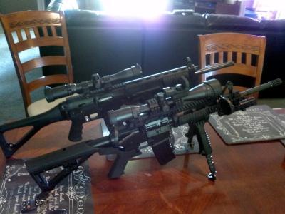 9. Crosman CP392RG CenterPoint 3-9x32mm Riflescope
