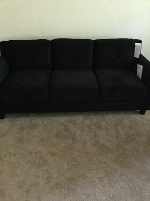 Charmant Lifestyle Solutions Harvard Sofa With Curved Arm