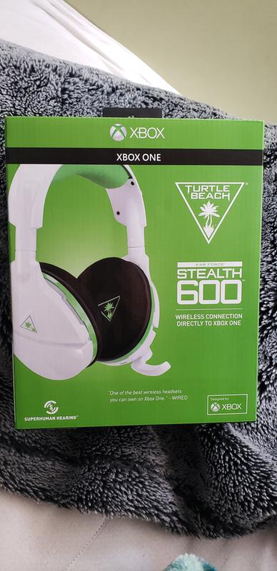 Turtle Beach Stealth 600 Wireless Gaming Headset for Xbox One (Black