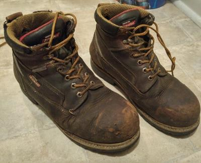 7c3ca6370f8 Genuine Dickies Men's JobRated Maxx Waterproof Work Boot