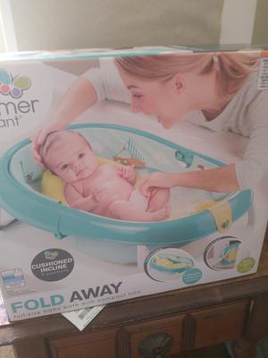 da1df6ff1 Summer Infant Foldaway Tub - Walmart.com