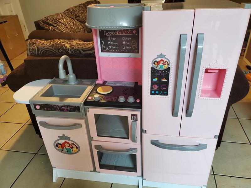 Disney Princess Style Collection Gourmet Smart Kitchen Walmart Com Walmart Com