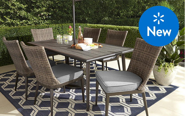 New arrivals Outdoor furniture for 2021.
