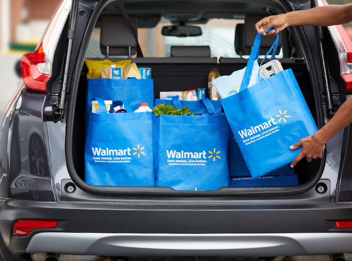 Contactless Grocery Delivery & FREE Pickup** We've implemented new ways and trained our associates to minimize contact  when completing your grocery orders. > Shop grocery