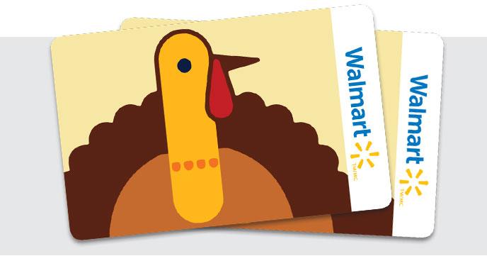 Give a Walmart Canada Digital Gift Card