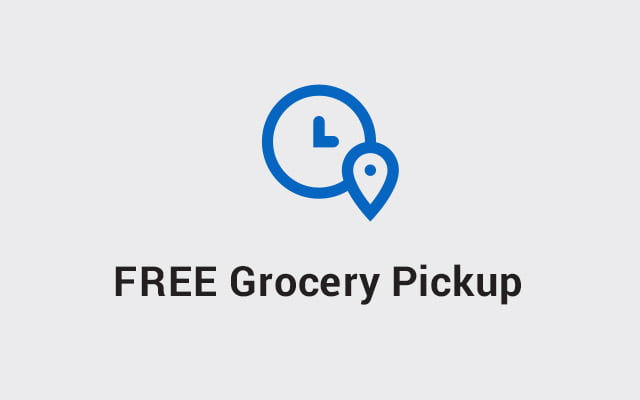 FREE Grocery Pickup