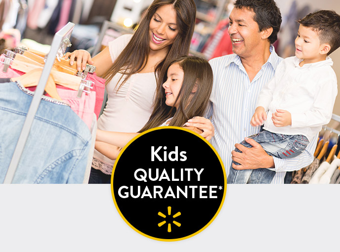 Kids Quality Guarantee
