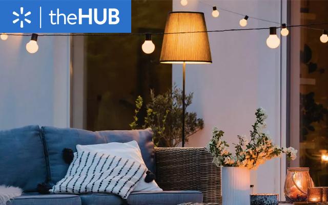 How to buy outdoor lighting to brighten summer evenings